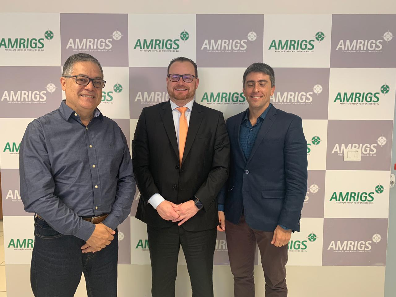 COOPMED-RS e AMRIGS